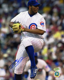Francis Beltran Chicago Cubs Autographed Photo (Hand Signed Collectable)
