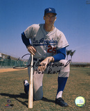 Frank Howard Los Angeles Dodgers with 1960 NL ROY Inscription