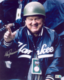 Don Zimmer New York Yankees Autographed Photo (Hand Signed Collectable)