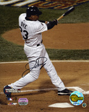 Jermaine Dye Chicago White Sox 2005 World Series Swinging