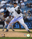 Bobby Jenks Chicago White Sox Autographed Photo (Hand Signed Collectable)