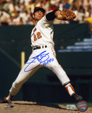 Jim Palmer Baltimore Orioles with HOF 90 Inscription