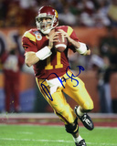 Matt Leinart USC Trojans - Looking Downfield
