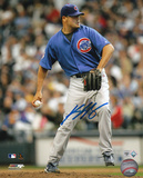 Kevin Gregg Chicago Cubs Autographed Photo (Hand Signed Collectable)