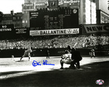 Don Larsen New York Yankees World Series First Pitch Autographed Photo (Hand Signed Collectable)