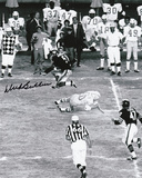 Dick Butkus Chicago Bears - Leaping