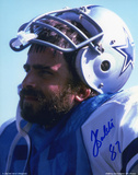 Jay Saldi Dallas Cowboys - Headshot Autographed Photo (Hand Signed Collectable)