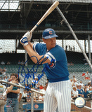 "Jody Davis Chicago Cubs w/Inscription ""84 NL East Champs"""
