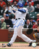 Geovany Soto Chicago Cubs Autographed Photo (Hand Signed Collectable)