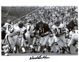 Dick Butkus Chicago Bears - vs Falcons Autographed Photo (Hand Signed Collectable)