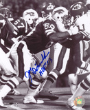 Joe Delamielleure Buffalo Bills with HOF 2003 Inscription