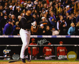 Matt Holliday Colorado Rockies - 2007 NLCS Home Run Autographed Photo (Hand Signed Collectable)