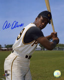 Al Oliver Pittsburg Pirates Autographed Photo (Hand Signed Collectable)