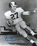 Joe Bellino Navy Midshipmen with 60 Heisman Inscription Autographed Photo (Hand Signed Collectable)