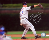 Tom Glavine New York Mets - 300th Win with 300W 8-5-07  Autographed Photo (Hand Signed Collectable)