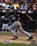 Chris Iannetta Colorado Rockies Autographed Photo (Hand Signed Collectable)