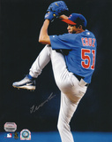 Juan Cruz Chicago Cubs Autographed Photo (Hand Signed Collectable)