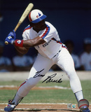 Tim Raines Chicago White Sox Autographed Photo (Hand Signed Collectable)