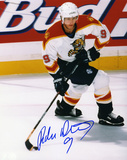 Radek Dvorak Florida Panthers Autographed Photo (Hand Signed Collectable)
