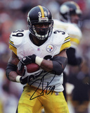 Willie Parker Pittsburgh Steelers - Protecting the Ball