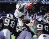 Ronnie Brown Miami Dolphins