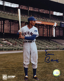 Ernie Banks Chicago Cubs Autographed Photo (Hand Signed Collectable)