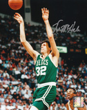 Kevin McHale Boston Celtics - Shooting Action Autographed Photo (Hand Signed Collectable)