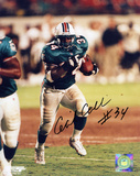Cecil Collins Miami Dolphins Autographed Photo (Hand Signed Collectable)
