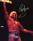 Ric Flair WWE Autographed Photo (Hand Signed Collectable)