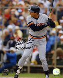 Darrell Evans Detroit Tigers   '84 WS Champs  Autographed Photo (Hand Signed Collectable)