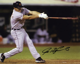 Ivan Rodriguez Detroit Tigers - Swinging
