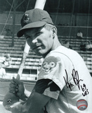 Ken Rudolph Chicago Cubs with 69 Cubs Inscription