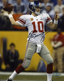 Eli Manning New York Giants Super Bowl XLVI Autographed Photo (Hand Signed Collectable)