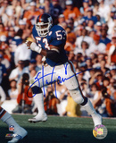 Harry Carson New York Giants Autographed Photo (Hand Signed Collectable)