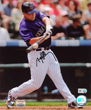 Matt Holliday Colorado Rockies Autographed Photo (Hand Signed Collectable)