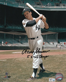 Moose Skowron New York Yankees with 5x WS Champs  Autographed Photo (Hand Signed Collectable)