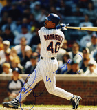 Henry Rodriguez Chicago Cubs Autographed Photo (Hand Signed Collectable)