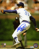 Ferguson Jenkins Chicago Cubs with HOF 91 Inscription Autographed Photo (Hand Signed Collectable)