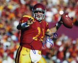 Matt Leinart USC Trojans - Preparing to Pass
