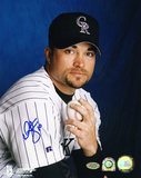 Mike Hampton Colorado Rockies