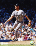 Bobby Thigpen Chicago White Sox with 57 saves 1990  Autographed Photo (Hand Signed Collectable)