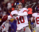 Eli Manning New York Giants - NFC Championship Action