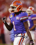 Reggie Nelson Florida Gators Autographed Photo (Hand Signed Collectable)
