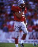 Brian Urlacher New Mexico Lobos Autographed Photo (Hand Signed Collectable)