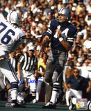 Craig Morton Dallas Cowboys Autographed Photo (Hand Signed Collectable)