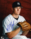 Ryan Bradley New York Yankees Autographed Photo (Hand Signed Collectable)