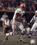 Paul Warfield Cleveland Browns Autographed Photo (Hand Signed Collectable)