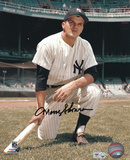 Moose Skowron New York Yankees - Kneeling Autographed Photo (Hand Signed Collectable)