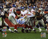 Eli Manning New York Giants - Super Bowl XLII Scramble