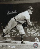 Bob Feller Cleveland Indians Autographed Photo (Hand Signed Collectable)